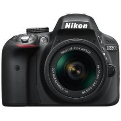 Nikon D3300 + Nikkor  AF-P DX  18-55mm f/3.5-5.6G VR