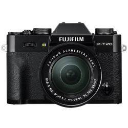 Fujifilm X-T20 black + XC 16-50mm f/3.5-5.6 OIS II - Garanzia ufficiale Italia