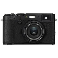 Fujifilm X100F black 23mm f/2 - Garanzia ufficiale Italia