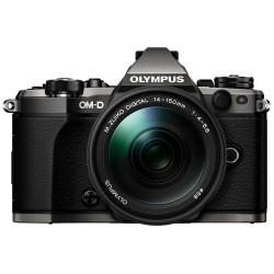 Olympus OM-D E-M5 Mark II Limited Edition Titanium + M.Zuiko ED 14‑150mm f/4.0‑5.6 II - Garanzia Italia
