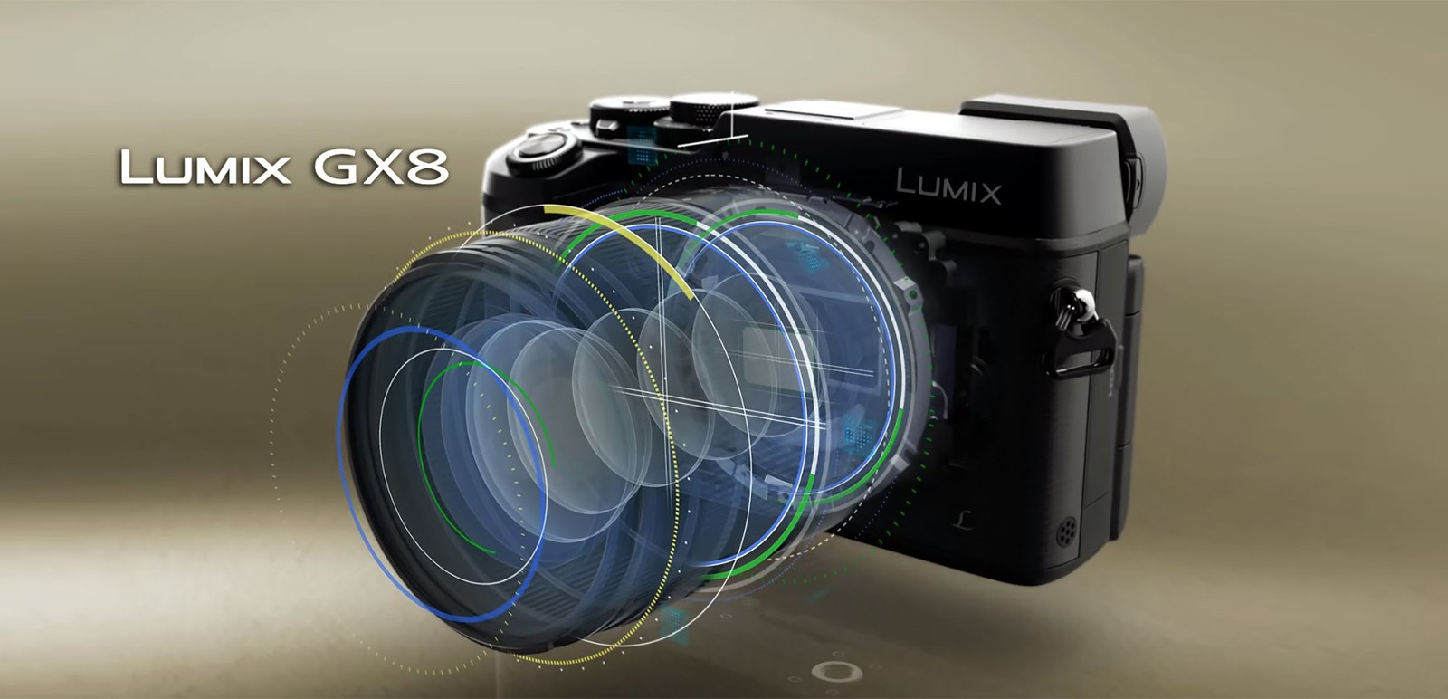 Panasonic DMC-GX8